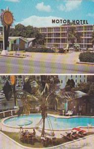 Florida Bradenton Downtown Cabana Motor Hotel With Pool