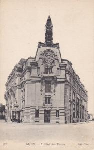 L'Hotel Des Postes, DIJON (Cote d'Or), France, 1900-1910s