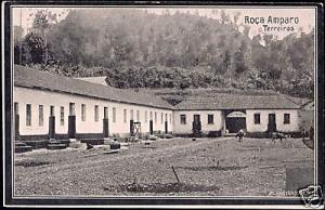 Sao Tomé, ROCA AMPARO, Terreiros (1940s)