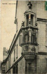 CPA TROYES - Hotel de Marisy (71722)