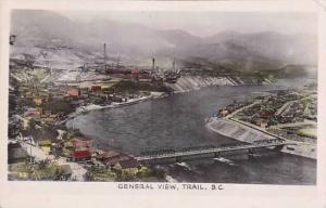 RP: TRAIL , B.C. , Canada , PU-1949