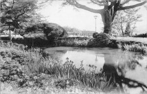 11144 Pond with trees nearby