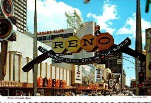 Nevada Reno The Reno Arch