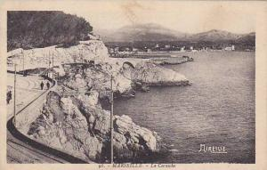 MARSEILLE, La Corniche, Provence-Alpes-Cote d´Azur, France, 10-20s