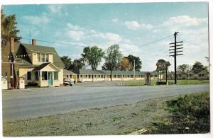 Cosy Cabins & Motel, Woodstock NB