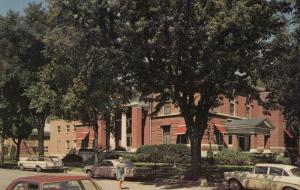 GREEN LAKE,  Wisconsin, 50-60s ;  The Green Lake County Court House