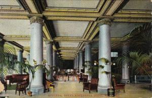 Rotunda , Royal Alexander Hotel , Winnipeg , Manitoba , Canada ,  PU-1908