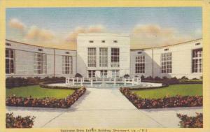 Louisiana State Exhibit Building, Shreveport, Louisiana, 1930-40s