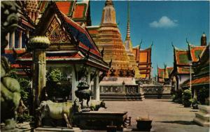 CPM THAILAND Wat Phra Keo, Bangkok. The Emerald Buddha Temple (345428)