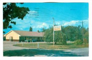 Dartmouth Motel, Dartmouth, Nova Scotia, Canada, PU-1970