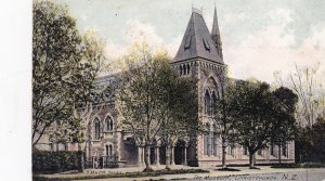 CHRSTCHURCH, New Zealand; The Museum, 1907