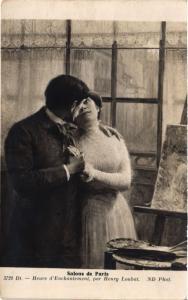 CPA Salon de Paris HENRY LOUBAR Heure d'Enchantement (706386)