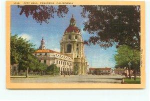City Hall Pasedena CA
