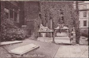 The temple goldsmith's grave