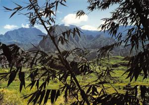 Ile de La Reunion Cirque de Salazie Mountain
