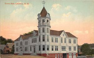 25445 NH, Littleton, Town Hall