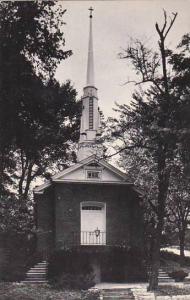 Missouri Clarksville Grace Episcopal Church