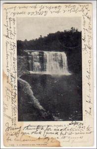 Salmon River Falls, Pulaski NY