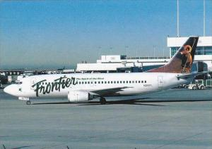 Frontier Airlines Boeing 737 300