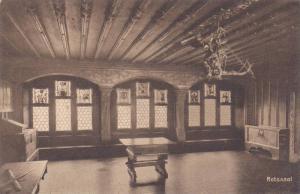 Interior- Ratssaal, Landesmuseum, Ratstube Aus Mellingen, Datiert, Schweiz, S...