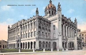 Havana Cuba, Republica de Cuba Presidential Palace Havana Presidential Palace