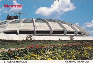 Olympic Stadium , MONTREAL , Quebec , Canada , PU-1986