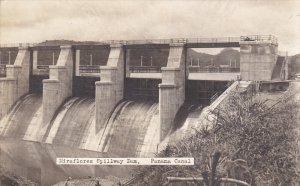 RP: PANAMA CANAL; Miraflores Spillway Dam, 1910-1930s