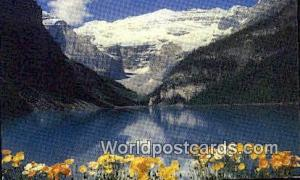 Canadian Rockies Canada, du Canada The Poppies, Lake Louise  The Poppies, Lak...