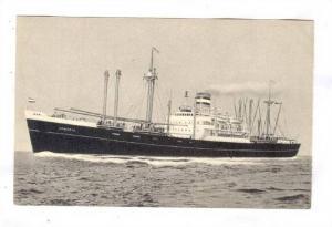 Ocean Liner S.S. SCHIEDYKM , Holland-America Line, 30-50s