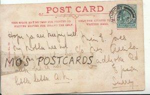Genealogy Postcard - Jones - Ladbroke Road - Epsom - Surrey - Ref  9426A