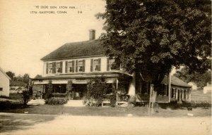 CT - Eastford. Ye Old General Lyon Inn