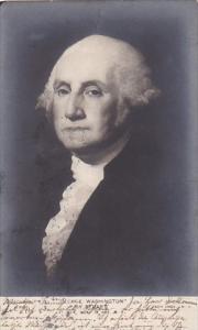 George Washington 1905 Rotograph