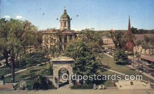 Montpelier, Vermont, VT State Capital, Capitals Postcard Post Card USA  Montp...