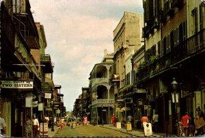 Louisiana New Orleans Royal Street 1976