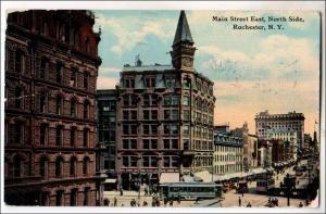 Main St. Rochester NY