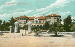C-1910 Los Angeles California Hollenbeck Home Postcard 21-5539