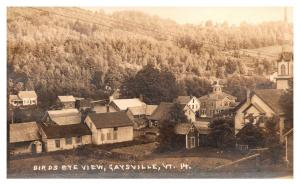 Aerial View of Gaysville Vermont ,  RPC