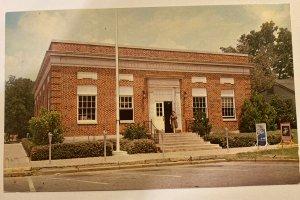 Post Office, Louisville, Ms