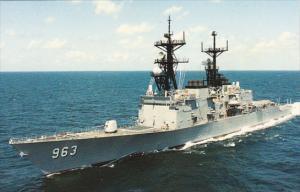 U S S Spruance DD-963