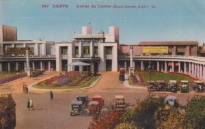DIEPPE , France ,1900-1910s , Entree du Casino