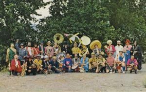 Rube Band Kamloops BC The Rubes Postcard