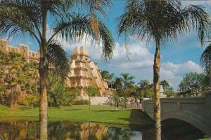 Walt Disney World Epcot Center Mexico World Showcase 1983