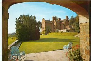 Postcard Chartwell Westerham Home Winston Churchill england Pavalion  # 3611A