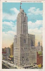 Illinois Chicago Medinah Athletic Club 1931