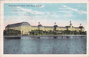 Florida Palm Beach Royal Poinciana Hotel 1928