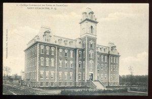 h2214 - ST. HYACINTHE Quebec Postcard 1910s College by Pinsonneault