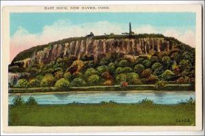 East Rock New Haven Conn