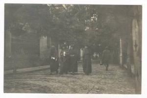 RP´ Women walking on street, Malta, 00-10s