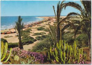 COSTA CANARIA, Playa del Ingles, Las Palmas de Gran Canaria, Spain, Postcard