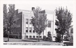 Hotel County Court House Oneill Nebraska Real Photo